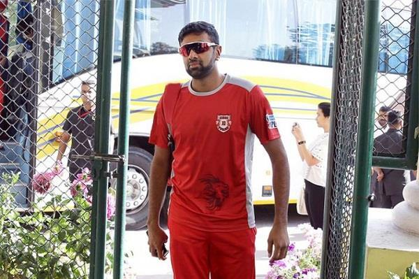 captain ravichandran ashwin