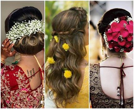 Fashion: फ्लोरल हेयरस्टाइल के 10 लेटेस्ट आइडियाज, (तस्वीरें में देखें)