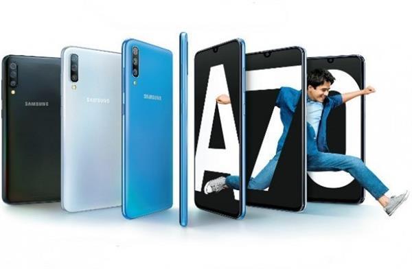 32MP सैल्फी कैमरे के साथ सैमसंग ने भारत में लॉन्च किया Galaxy A70
