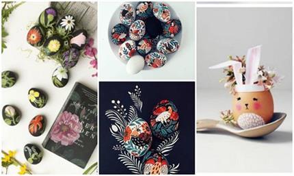 DIY Ideas! पार्टी के लिए बेस्ट Easter Eggs डैकोरेशन