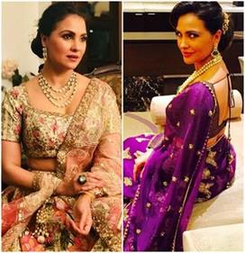 Actress lara dutta s 10 stylish indian looks