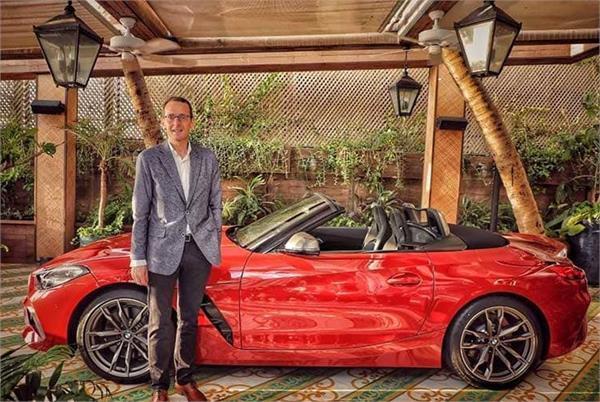 भारत में लॉन्च हुई नैक्स्ट जनरेशन BMW Z4, कीमत 64.90 लाख रुपए