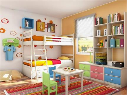 Decor Ideas: यूं सजाएं बच्चों का कमरा,फॉलो करें ये 7 टिप्स