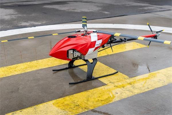 रैस्क्यू मिशन्स में मदद करेगा Rega drone, 100 मीटर ऊंचाई पर पहुंचने की क्षमता