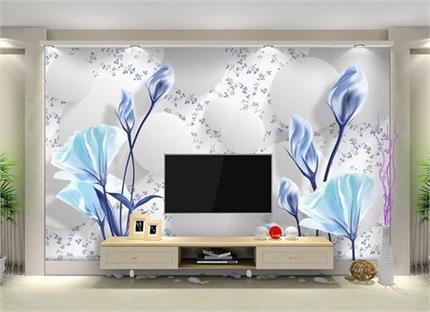 TV Wall के लिए 10 बेस्ट 3D वॉलपेपर डिजाइन्स