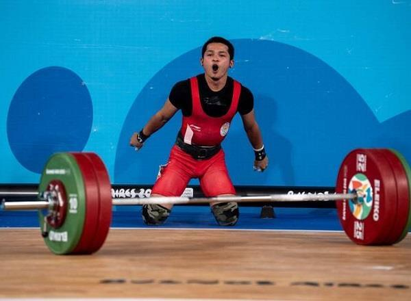 asian weightlifting championship