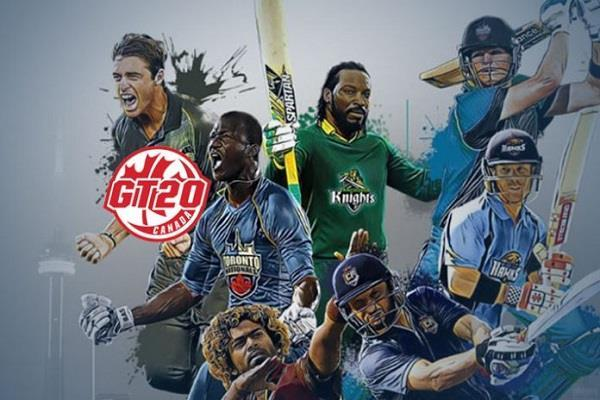 global t20 canada league