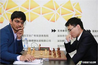 shenzhen masters chess 2019
