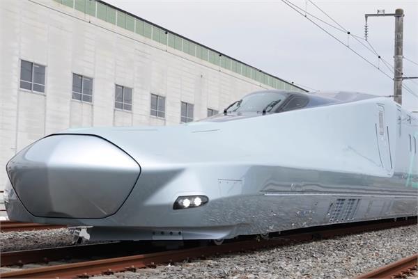 जापान में शुरू हुई दुनिया की सबसे तेज़ बुलेट ट्रेन की टैस्टिंग