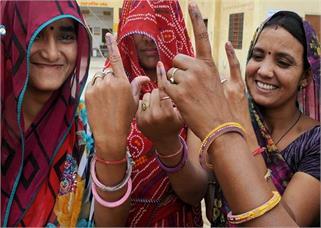 लोकसभा चुनाव 2019: महिला ना भूलें Vote...