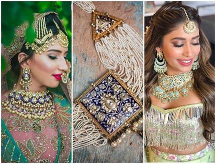 ट्रैंड में आई Meenakari Jewellery, रॉयल लुक के लिए बेस्ट