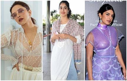 Weekly Fashion: जाह्नवी को लोगों ने कहा Copy Cat तो प्रियंका को मिली...