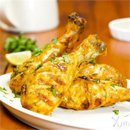तंदूरी चिकन तगड़ी
