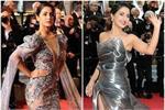 Cannes 2019:फैंस को भाया हिना का कांस लुक, जमकर हो रही हैं तारीफ