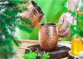 Health & Beauty: तांबे के बर्तन में पानी पीने से ही मिलेंगे...
