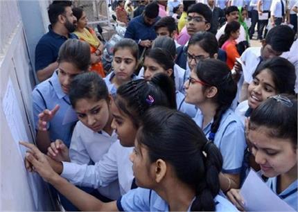 CBSE में लड़कियों ने मारी बाजी, करिश्मा और हंसिका ने लिया पहला स्थान
