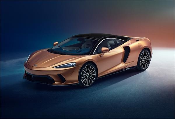 McLaren ने पहली बार दिखाई नैक्स्ट जनरेशन GT Superlight सुपरकार