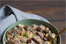 Sunday Special : डिनर या लंच में बनाकर खाएं Soya Mushroom...