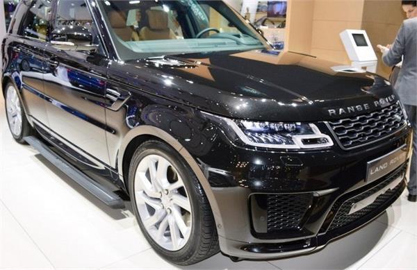 2.0 लीटर पेट्रोल इंजन के साथ भारत में लॉन्च हुई Range Rover Sport