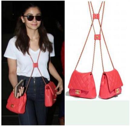 Trending: फैशन में आया आलिया का Two Side Bag, लेकिन कीमत उड़ाएगी होश!