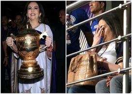 IPL 2019:  मुंबई ट्रॉफी का राज है नीता अंबानी का सीक्रेट...
