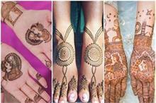Simple Mehndi : सिपंल मेहंदी बनी दुल्हनों की पसंद, देखिए...