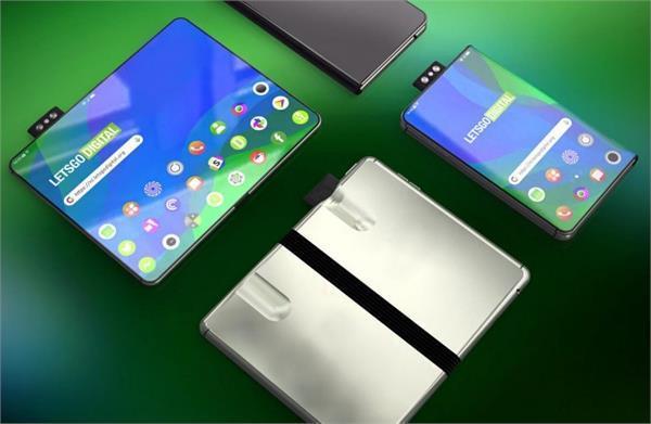 ओप्पो जल्द लॉन्च करेगी पॉप-अप कैमरे वाला फोल्डेबल स्मार्टफोन