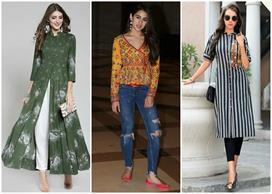 Fashion: डिमांड में है कुर्ती के ये 10 डिजाइन्स, जींस के...