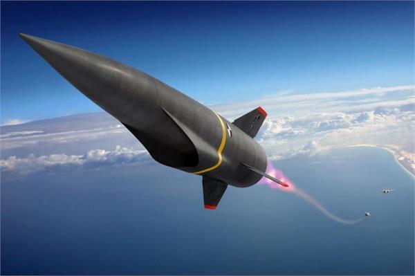 अमरीकी एयरफोर्स ने टैस्ट की Hypersonic Missile