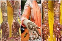 Dulhan Mehndi Designs एक ही नजर में आ जाएंगे पसंद , देखिए...