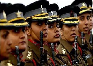 Women Power : देश की सुरक्षा होगी...