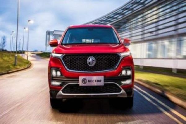 भारत में लॉन्च हुई MG Hector SUV, जानें इसके खास फीचर्स और कीमत