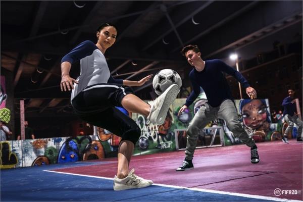 E3 2019: इम्प्रूव्ड ग्राफिक्स के साथ आई नई FIFA 20 गेम
