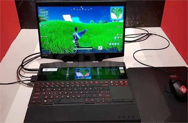 भारत में लॉन्च हुआ दो स्क्रीन्स वाला HP का नया गेमिंग लैपटॉप