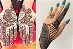मेहंदी डिजाइन के देखिए लेटेस्ट डिजाइन- Arabic Mehndi Designs