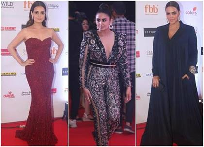 huma to dia,these celebrities attend femina miss india 2019 event