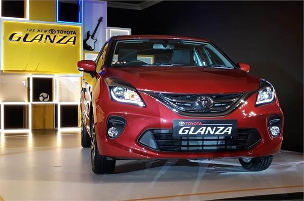 भारत में लॉन्च हुई Toyota Glanza, शुरुआती कीमत 7.22 लाख रुपए