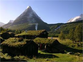 इंस्टाग्राम से लोकप्रिय हुई नॉर्वे की INNERDALEN VALLEY