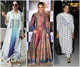 Desi Style: कियारा अडवाणी की 10 एथनिक ड्रेसेज, कूल के साथ...