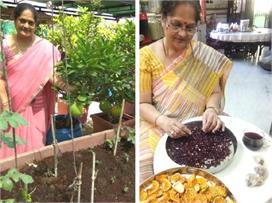 जोधपुर की रेखा साबू 12 फूल, 32 मसालों को मिलाकर बनाती है...