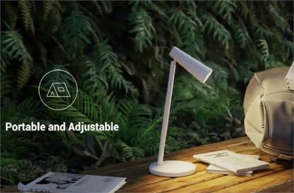 फुल चार्ज करने पर 5 दिनों का बैटरी बैकअप देगी Xiaomi Mi Rechargeable LED Lamp