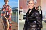 77 साल की मॉडल दादी, आज यूथ के लिए है फैशन आइकन
