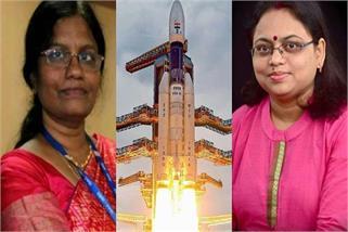 मिशन चंद्रयान 2ः भारत की इन दो महिलाओं...