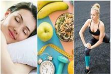 अच्छी सेहत के लिए आज से ही फॉलो करें ये 10 हेल्थ टिप्स