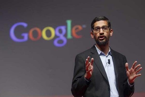 डाटा प्राइवेसी लीक को लेकर गूगल सीईओ सुन्दर पिचाई ने किया आश्वस्त
