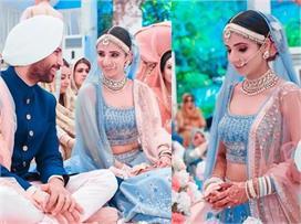 Bridal Trend: लाल या पिंक नहीं, इस दुल्हन ने शादी में पहनी...