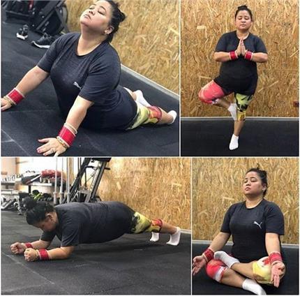 खाने की शौकीन भारती ने 4 तरीके अपनाकर कम किया 10kg वजन, जानिए उनकी...