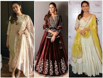 Fashion: मीरा की 10 कुर्ती डिजाइन, क्या आपने की ट्राई?