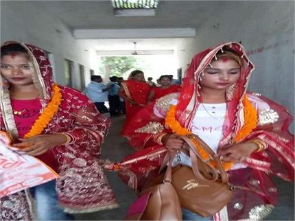 दो मौसेरी बहनों ने आपस में की शादी, पढ़िए उनकी दिलचस्प लवस्टोरी