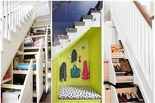 Home Decor: स्मार्ट तरीके से इस्तेमाल करें सीढ़ियों के नीचे...